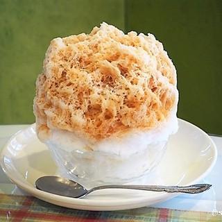ブルーリバーカフェ - 料理写真:ロイヤルミルクティー