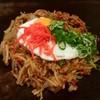 びっくりBar - 料理写真:淡路島ぬーどるDEそばめし