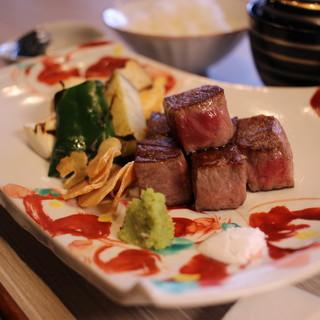 神戸牛の味わいをご堪能下さい