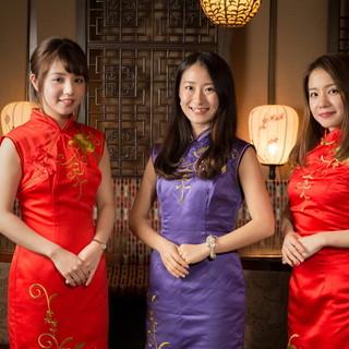 より深いコミュニケーションづくりが叶えられる中国料理店