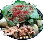 とんとり - カムジャンタン (野菜をたっぷり入れたスタミナ料理です☆)