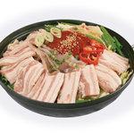 とんとり - オサンブルコギ(お肉、海鮮、野菜、10種類以上つかっています☆)