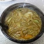 天津 - 料理写真:カレーチャンポン