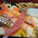 Kiraku - ばら寿司アップ 2017年2月