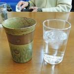 中華料理天鳳 - お茶とお冷