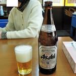 中華料理天鳳 - 瓶ビール