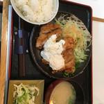 板前渡世 いろはのゐ - チキン南蛮定食 レギュラー 780円