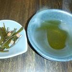 63172297 - お茶と昆布煮