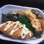 ほっかほっか亭 - 料理写真:のり弁当  340円