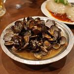 麗郷 - 料理写真:海蜆 シジミ
