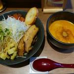 63173284 - 海老つけ麺(850円)