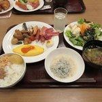 姫沙羅 - 朝食バイキング2017.02.25