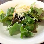 飯田橋 GRATO - セットのサラダ