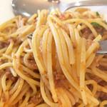 飯田橋 GRATO - 麺はこんな感じ