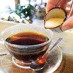 五十鈴川カフェ - ミルクジャムコーヒー