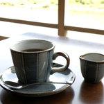 五十鈴川カフェ - ドリンク写真:ブレンドコーヒー