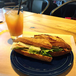 BAKERY & BAR FRENCH BAGUETTE CAFÉ -