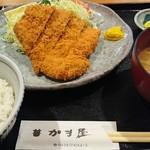 63177736 - ヒレカツ定食