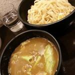 づゅる麺池田 - 塩つけ麺2017.2.26