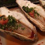魚がし鮨 - 生牡蠣