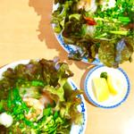 サイゴンマジェスティック - フティエウナムバン 海老の出汁を効かせたスープと米麺