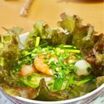 サイゴンマジェスティック - お野菜たっぷりで嬉しい〜〜