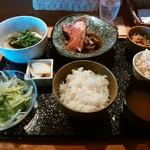 ひで味 - 料理写真:「本日の和風ランチ」1,050円