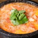 串焼旬菜 楽 - 石焼