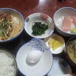 佐乃寿司 - 日替りランチ650円