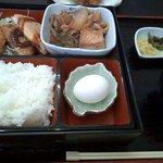 姫だるま - 日替ランチ390円