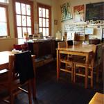 メープル ハニー - カフェスペース