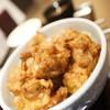 串カツ はな - 料理写真:こぼれザンギ丼