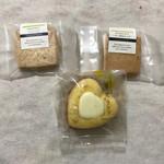 ぺ・ペール - 料理写真:愛・愛ランド、ココナッツ、ヘーゼルナッツクッキー