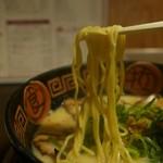 ぽっぽや - 麺リフト