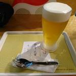 63194554 - 2017年1月 生ビール 556円