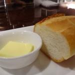 ISHIDA - ◆パン・・温めて出されます。追加可能。