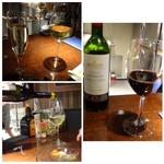 ISHIDA - ◆この日いただいたワインは4種類。グラスは700円~とフレンチとしてはお手頃。
