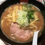 63196097 - らーめん黒(太麺)(750円)