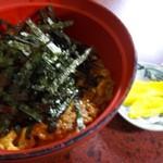 博多 藪 - ◆私はなんでもよかったのですが「木の葉丼(900円)を見つけたのでそれを。