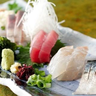 川田農園直送野菜とお魚&肉
