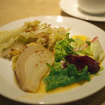 旬穀旬菜 - ランチの野菜ビュッフェ