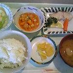 Ren - 料理写真:日替わり定食