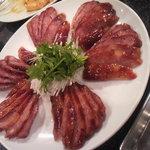 麗郷 渋谷店 - 腸詰