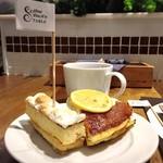 ジェイエスパンケーキカフェ -
