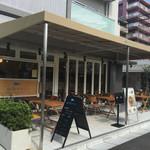 Cafe 湘南テラス - 外観