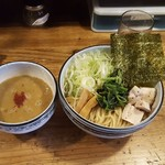 麺や わたる - つけ麺