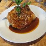 つばめグリル - 豚ロースのペッパーステーキ
