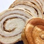 田原製パン長栄軒 - 料理写真:綺麗にクルリン