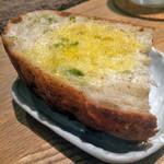 藍風珈琲店 - ミッチーさんのパン