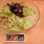 バーグ - 自分の海草サラダ\500
